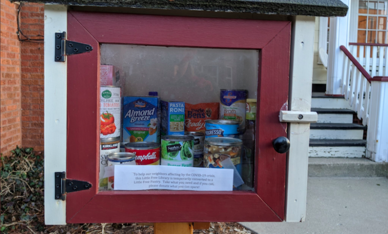 Image of little pantry