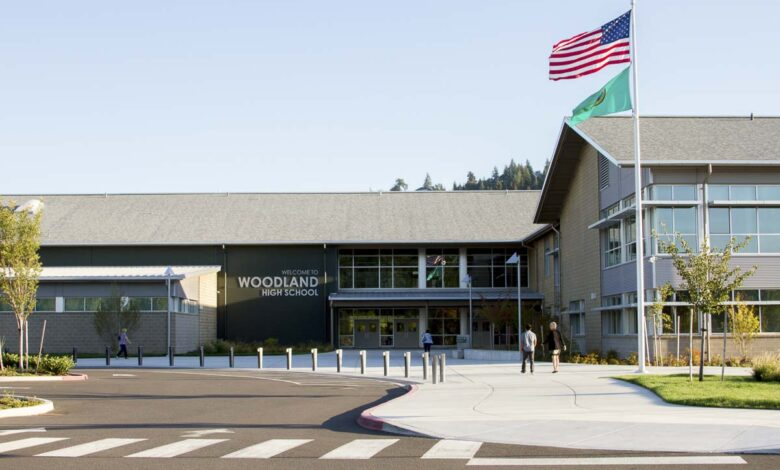 Picture of Woodland High School