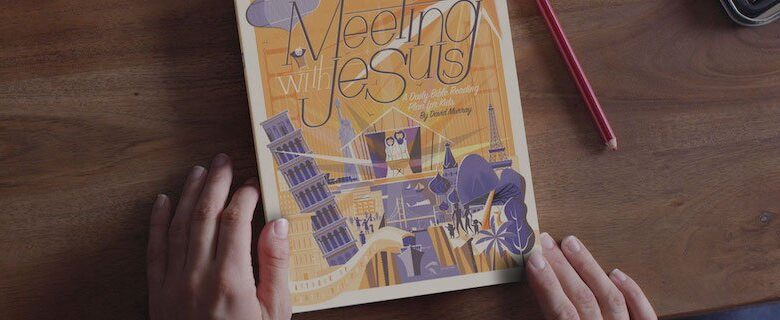 Book cover for Meeting Jesus