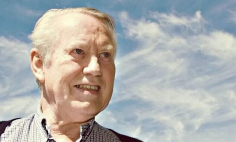 Image of former billionaire Chuck Feeney