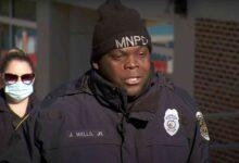 Picture of Nashville Police Officer James Wells