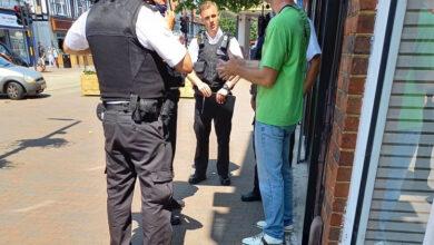 Image showing arrest of Daniel Schiavo